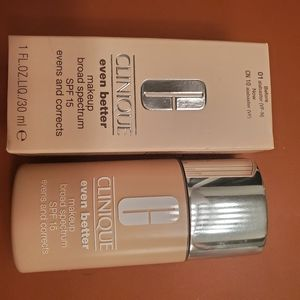Clinique Even Better Foundation